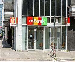 mBank na dywaniku. UOKiK nakazuje zwrot pieniędzy klientom