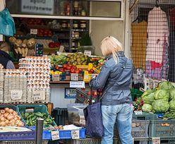 Na bazarze truskawki nawet za 7,50 zł. Szybują ceny czereśni i borówek