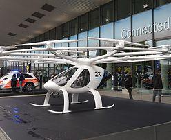 Powietrzne taksówki. Potężny koncern bada możliwości rynku