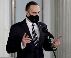 Janusz Kowalski postawił się premierowi. Teraz ma stracić stanowisko w rządzie
