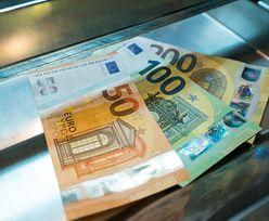 Kursy walut. Euro testuje poziom 4,60 zł