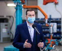 Nowe obostrzenia. Premier obiecuje pomoc dla branż również po pandemii