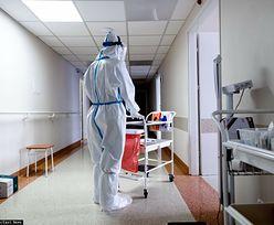 Pomoc finansowa dla rodzin medyków zmarłych na COVID. Walczą o specjalne renty