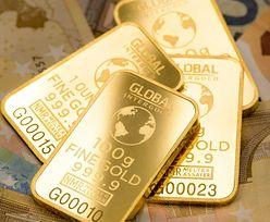 Złoto nie ma dobrej passy. Cena ostro w dół