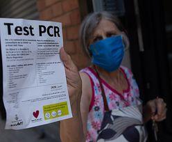 Koronawirus w Hiszpanii. Nawet 600 tys. euro kary za złamanie obostrzeń sanitarnych
