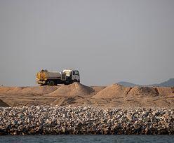 Jak można ukraść plażę albo wyspę? Mafie piaskowe są zdolne do wszystkiego