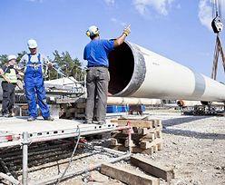 Nord Stream 2. USA wprowadzają sankcje na barkę pracującą przy budowie gazociągu