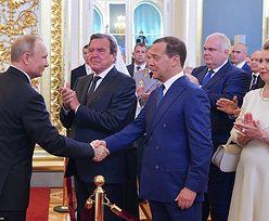 Były kanclerz Niemiec broni Rosji. I zachęca do... bliższej współpracy z Moskwą
