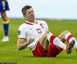 Kontuzja Roberta Lewandowskiego. Jego nogi są warte miliony