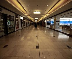 Zamykają sklepy. Pustoszeją centra i ulice handlowe