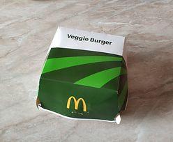Spróbowaliśmy wegetariańskiego burgera z sieci McDonald's. To dobra alternatywa