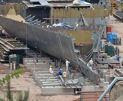Chiny budują kopię Titanica. Ma być turystyczną atrakcją