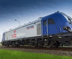 Newag dostarczył PKP Intercity lokomotywy za ponad 350 mln zł