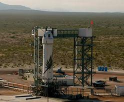 Kosmiczny wyścig miliarderów to dla ubezpieczycieli za duże ryzyko
