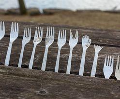 Ostatnie lato z flądrą na plastiku, plastikiem jedzoną. Za rok będzie bardziej eko