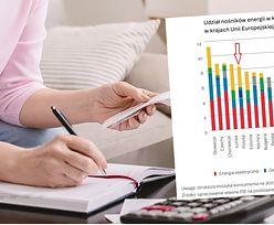 Rachunki za prąd. Polacy w czołówce UE pod względem wydatków na energię