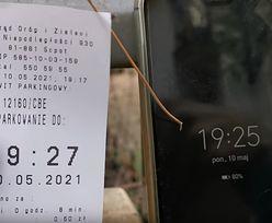 """Parkomat w Sopocie """"kradnie"""" kierowcom minuty? Miasto odpowiada: nikt nie zgłosił problemu"""