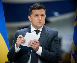 Nord Stream 2. Ukraiński prezydent ostrzega