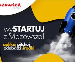 """Mazowsze stawia na innowacje: rusza III edycja konkursu dla startupów """"Startuj z Mazowsza""""!"""