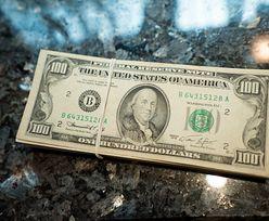 Kursy walut. Dolar mocniejszy po danych z Chin