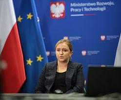 """Polski Ład. Olga Semeniuk ostro o Porozumieniu. Gowin """"nie widział pod czym się podpisuje?"""""""