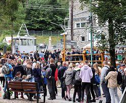 W Tatrach znów dzikie tłumy. A do tego dojdzie zamieszanie z parkingami