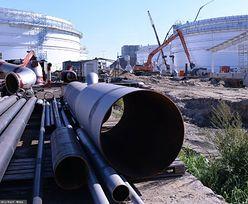 Białoruś wstrzymuje transport ropy do Polski