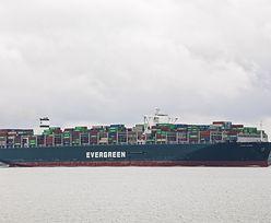 Gigantyczny kontenerowiec w końcu opuści Egipt. W marcu blokował Kanał Sueski
