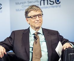 Bill Gates porównuje koronawirusa do drugiej wojny światowej. Liczy, że świat się dozbroi