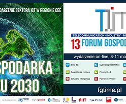 8 marca startuje 13 Forum Gospodarcze TIME. Mariaż technologii ICT i świata finansów