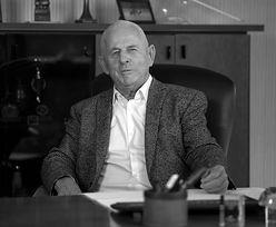 Karol Kania nie żyje. Pracownicy żegnają tragicznie zmarłego założyciela firmy