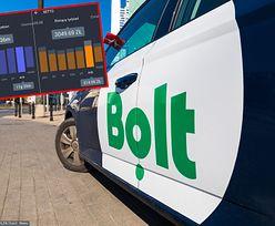 """Bolt nęci kierowców wysokimi pensjami """"8 tys. zł? To możliwe, jak jeździsz 24h na dobę"""""""