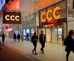 Koronawirus. Przez kryzys CCC straciło 1 mld złotych wpływu