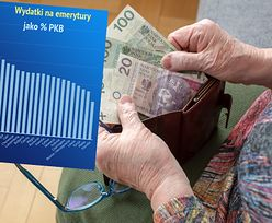 Wydatki emerytalne podskoczyły. Naciski, by rosły dalej, będą większe. Jak wygląda Polska na tle UE