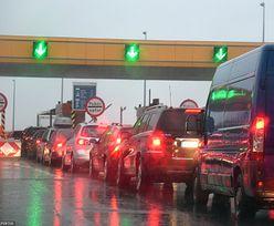 Autostrada A2. Bramki zeskanują rejestracje