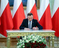 Pieniądze dla opozycjonistów antykomunistycznych i represjonowanych. Jest podpis prezydenta