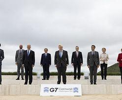 Szczyt G7: odbudowa świata oraz przekazanie szczepionek