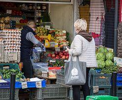 Raport z targowiska. Mało truskawek i wysokie ceny ubiegłorocznych warzyw