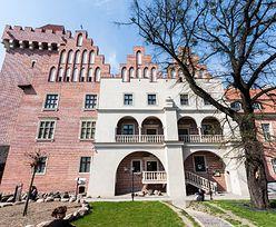To miał być poznański Wawel. Powstał zamek Gargamela
