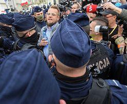 Paweł Tanajno z zarzutami. Decyzja jeszcze w poniedziałek