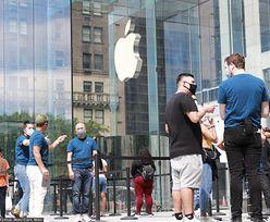 Apple bije rekordy na giełdzie. Od marca wartość firmy wzrosła o pół biliona dolarów