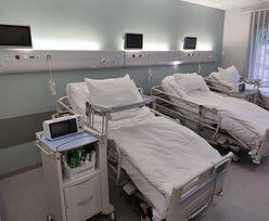 Szpital nie może uruchomić oddziału covidowego. Brakuje sprzętu