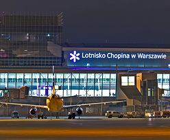Funkcjonariusze KAS udaremnili przemyt na lotnisku Chopina. Zatrzymano Białorusinkę