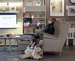 Ikea nie obsługuje klientów bez maseczek. Sieć nie żałuje swojej decyzji