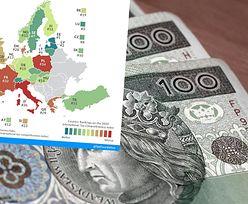 Ranking systemów podatkowych. Polska na szarym końcu