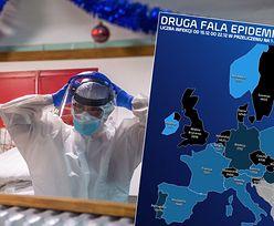 Koronawirus w Polsce i Europie. Niemcy szykują się na falę zgonów, Szwecja i Wielka Brytania walczą z falą zakażeń