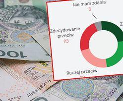 Dochód podstawowy. Temat dzieli Polaków. Eksperci wyliczyli koszty na 376 mld zł rocznie