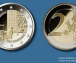 Moneta euro z polskim akcentem. Niemcy upamiętnią gest kanclerza