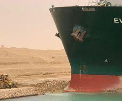 Zablokował Kanał Sueski. To nie koniec problemów kontenerowca