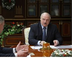 """""""Bandyckie sankcje"""". Łukaszenka zapowiada odwet"""